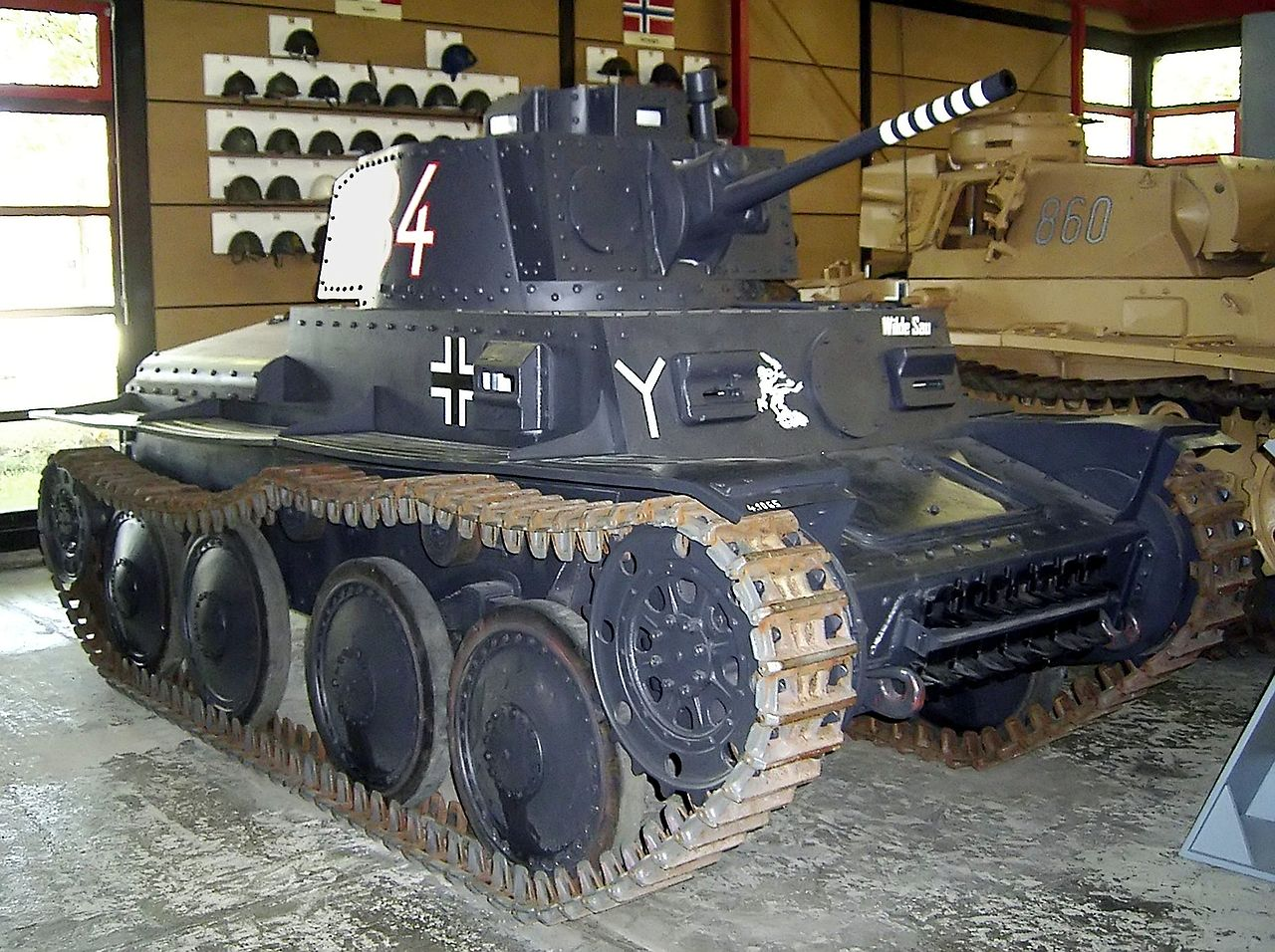 panzer 38(t) ausf. s